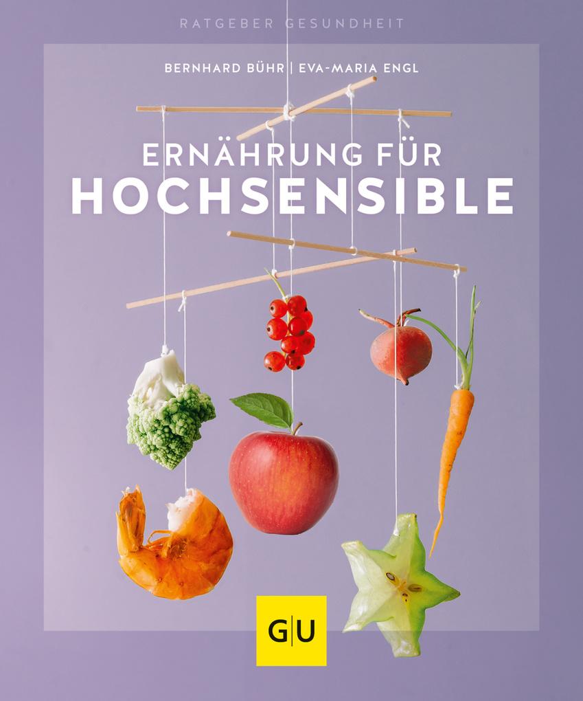 Ernährung für Hochsensible – das Buch ist da!